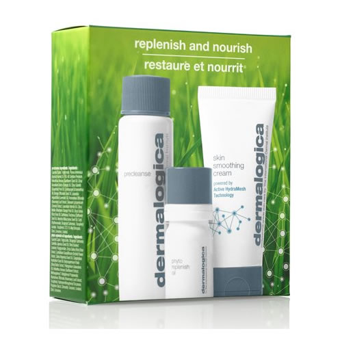 Dermalogica Replenish and Nourish Skin Kit